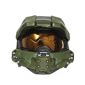 Disguise Halo Master Chief Adult Light-Up Deluxe Full Helmet