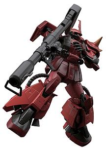 Gundam Real Grade 1/144 Scale Model Kit: #26 MS-06R-2 Johnny Ridden's Zaku II