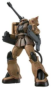 Gundam High Grade Gundam The Origin 1/144 Scale Model Kit: #019 Zaku Half Cannon