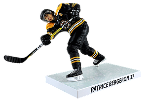 NHL Patrice Bergeron (Boston Bruins) 2017-2018