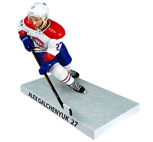 NHL Alex Galchenyuk (Montreal Canadiens) 2017-2018
