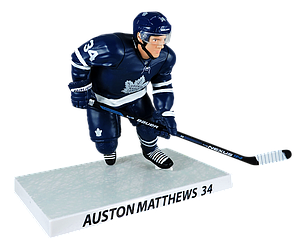 NHL Auston Matthews (Toronto Maple Leafs) 2017-2018