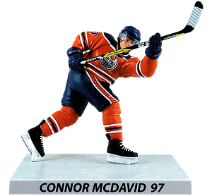 NHL Connor McDavid (Edmonton Oilers) 2017-2018 6e131580e