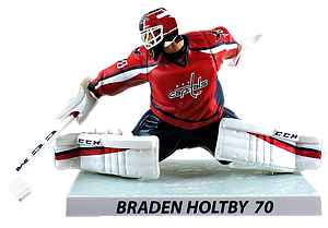 NHL Braden Holtby (Washington Capitals) 2017-2018