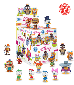 Mystery Minis Blind Box: Disney Afternoon (12 Packs)