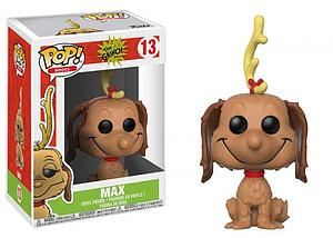 Pop! Books The Grinch Vinyl Figure Max the Dog #13 (Vaulted)