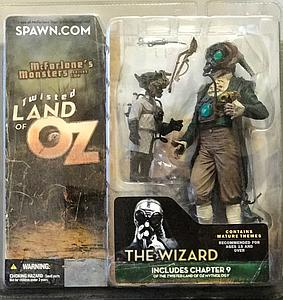 Monsters Series 2 Twisted Land of Oz The Wizard