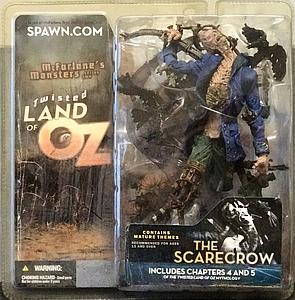 Mcfarlane Monsters Series 2 Twisted Land of Oz The Scarecrow