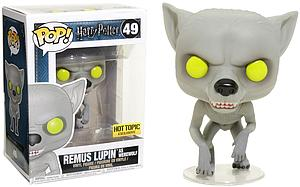 Pop! Harry Potter Vinyl Figure Remus Lupin as Werewolf #49 Hot Topic Exclusive