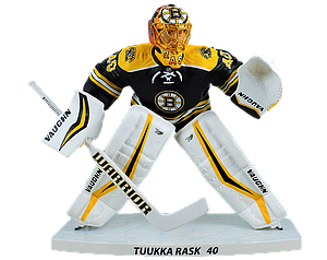 NHL Tuukka Rask (Boston Bruins) 2017-2018
