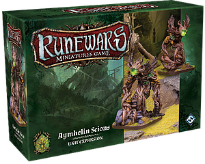 Runewars Miniatures Game: Aymhelin Scions – Unit Expansion