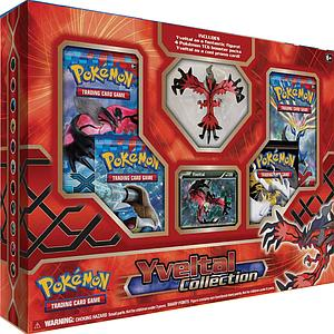 Pokemon Trading Card Game XY Yveltal Collection