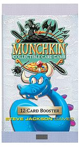 Munchkin Collectible Card Game: Booster Pack