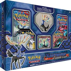 Pokemon Trading Card Game XY Xerneas Collection
