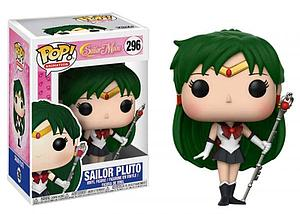 Pop! Animation Sailor Moon Vinyl Figure Sailor Pluto #296