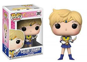 Pop! Animation Sailor Moon Vinyl Figure Sailor Uranus #297