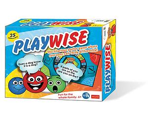 Playwise: A game where everyone can think differently!