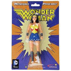 NJ Croce Bendable Comic Wonder Woman