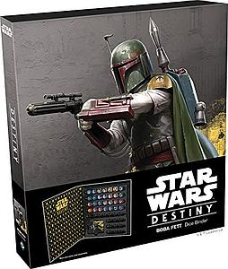 Star Wars: Destiny - Boba Fett Dice Binder