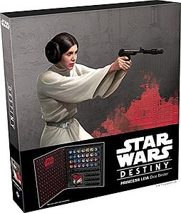 Star Wars: Destiny - Princess Leia Dice Binder