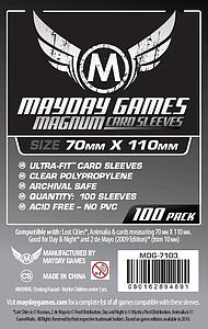 "Card Sleeves 100-pack: Magnum ""Lost Cities"""