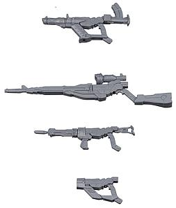 GM GM Weapons