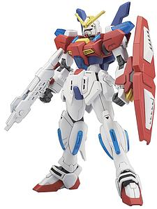 Gundam High Grade Build Fighters 1/144 Scale Model Kit: #058 Star Burning Gundam