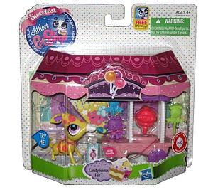 Sweetest Littlest Pet Shop: Candylicous Fair w/ Giraffe