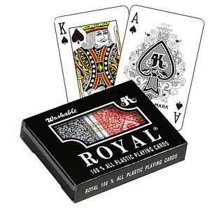 Playing Cards: Bridge Sized Cards 2-Deck