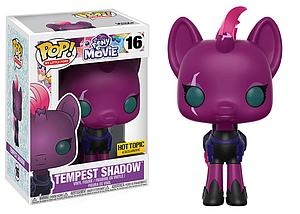 Pop! My Little Pony The Movie Vinyl Figure Tempest Shadow #16 Hot Topic Exclusive