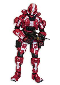 Halo 4 Series 3 - Spartan Soldier (Red)