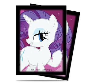 My Little Pony Sleeves 65-pack Standard Size: Rarity