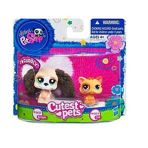 Littlest Pet Shop Cutest Pets: Beagle & Cat