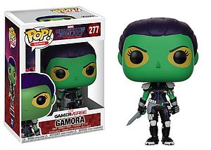 Pop! Games Guardians of the Galaxy: The Telltale Series Vinyl Figure Gamora #277 (Vaulted)