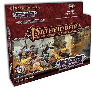 Pathfinder Adventure Card Game: Wrath of the Righteous - Deck #2 Sword of Valor