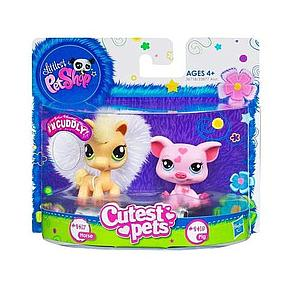 Littlest Pet Shop Cutest Pets: Horse & Pig