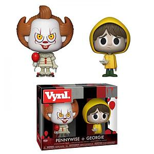 Vynl IT Pennywise & Georgie