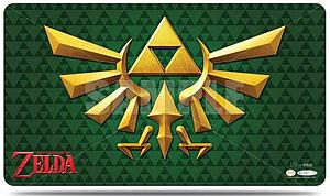 Legend of Zelda Green Crest Playmat