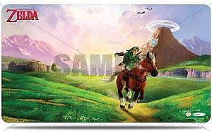 Legend of Zelda Link & Epona Playmat