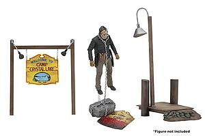 Friday the 13th - Camp Crystal Lake Accessory Set