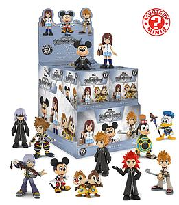 Mystery Minis Blind Box: Kingdom Hearts (12 Packs)