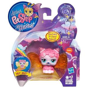 Littlest Pet Shop Fairy Light Up Fairy Set: Sun Bright Fairy