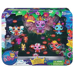Littlest Pet Shop Fairy Set: Majestic Masquerade