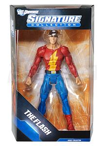 "Mattel DC Universe Signature Collection Flash Comics 6"" Series The Flash"