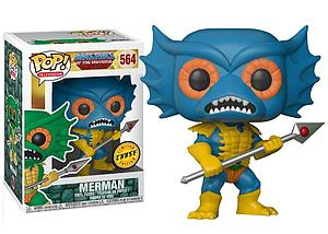 Pop! Television Masters of the Universe Vinyl Figure Merman #564 Chase