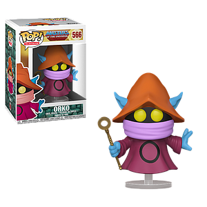 Pop! Television Masters of the Universe Vinyl Figure Orko #566