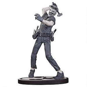 DC Collectibles New 52 Black & White Statue: The Joker