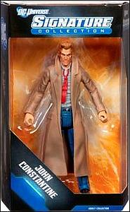 "Mattel DC Universe Signature Collection Hellblazer 6"" Series John Constantine"