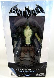 "Batman Arkham Origins Series 2 10"" Deluxe: Killer Croc"