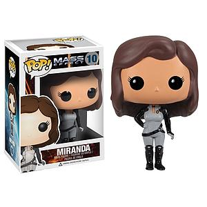 Pop! Games Mass Effect Miranda #10 (Vaulted)